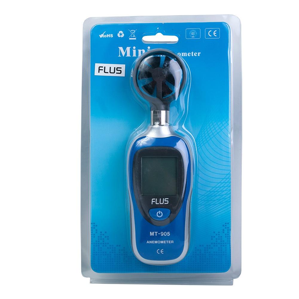Мини анемометр FLUS MT-905 - 4