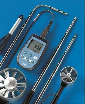 Термоанемометр DELTA OHM HD 2303.0 - 1
