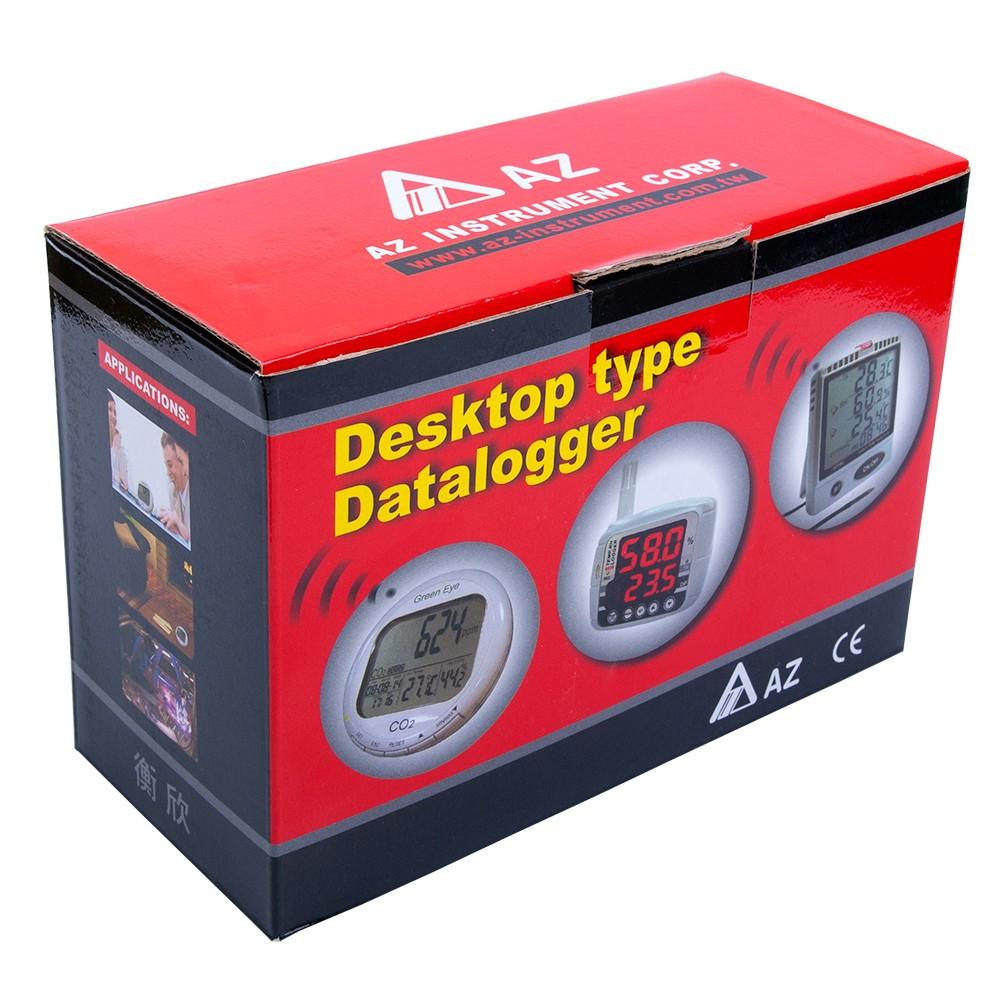 СО2 Монитор/термогигрометр-контроллер AZ-7788 - 4