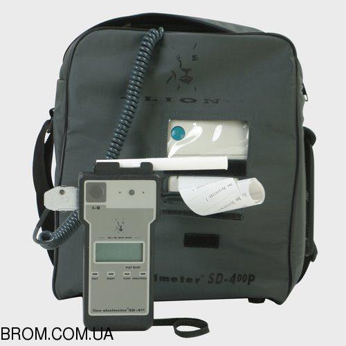 Алкометр Lion SD-400P - 3