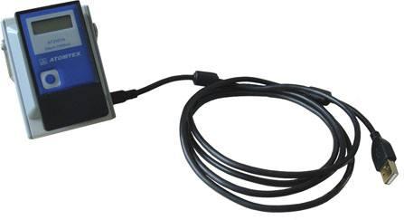 Пристрій зчитування (інтерфейс USB) для дозиметрів серії ДКГ-АТ2503 та ДКС-АТ3509 - 2