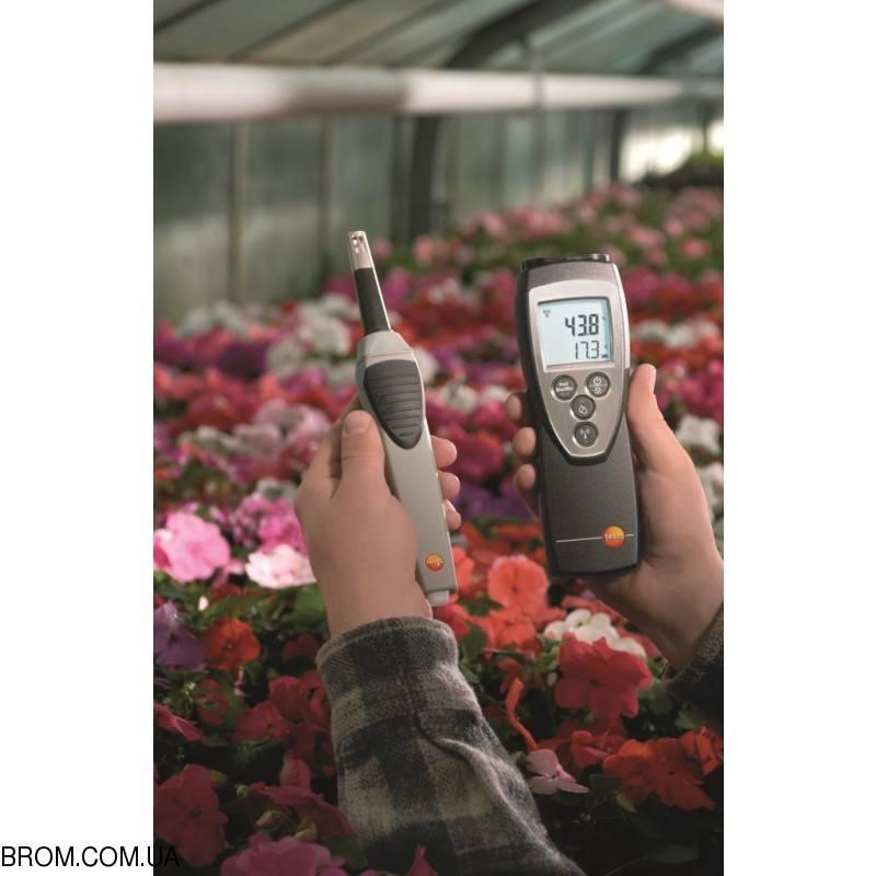 Термогігрометр testo 625 - 7