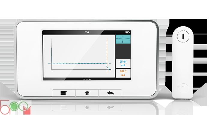 RaySafe X2 система для измерения параметров рентгеновского оборудования и контроля дозы персонала (Медицинский Дозиметр) - 3
