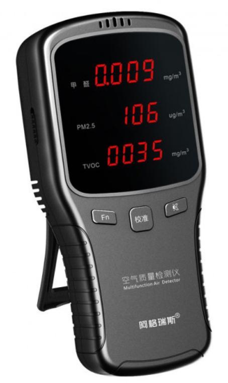 Цифровий детектор формальдегіду - аналізатор якості повітря WP6910 - 1
