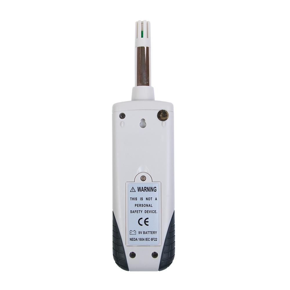 Професійний термогігрометр HT-350 (точка роси і вологий термометр) - 1