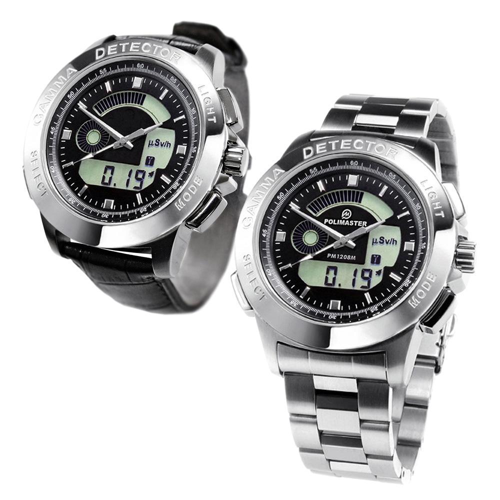 Сигналізатор-індикатор СИГ-РМ1208М, годинник з дозиметром - 1