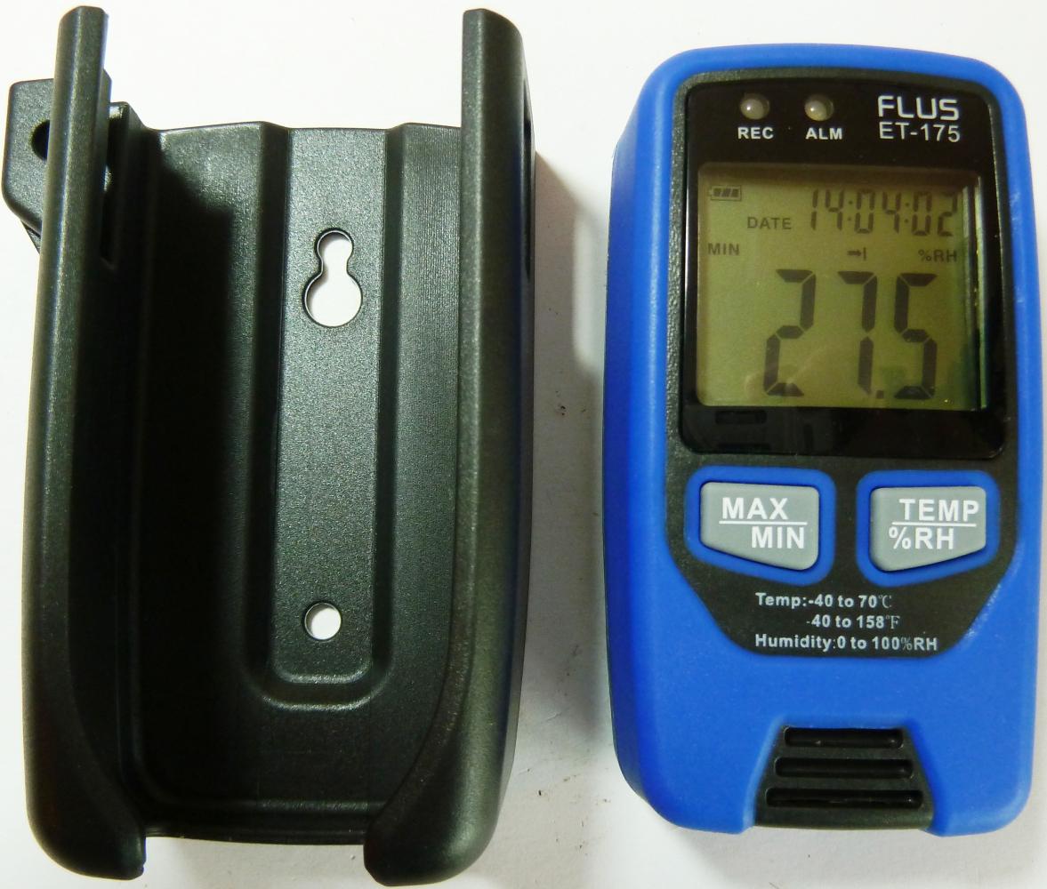 """Даталогер - реєстратор температури і вологості Flus """"ET-175"""" - 6"""