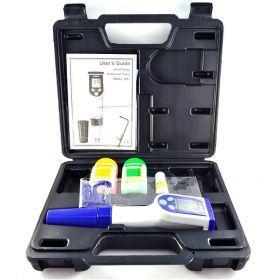 рН/ОВП-метр/термометр водонепроницаемый с АКТ EZODO 7011 с плоским рН-электродом 7000 EFP4 - 3
