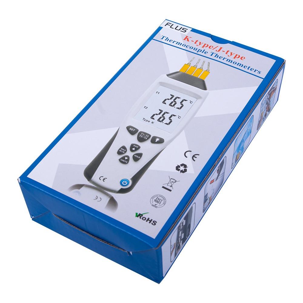 Термометр с термопарой К-типа/J-типа ET-959 - 5
