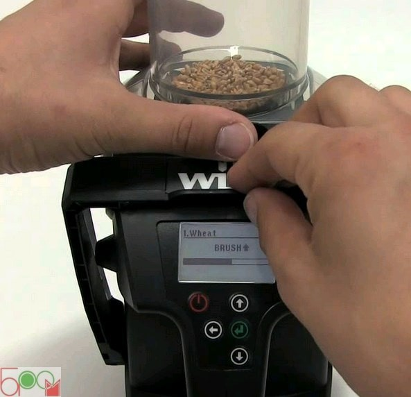Портативно-лабораторный влагомер зерна Wile 200 - 2