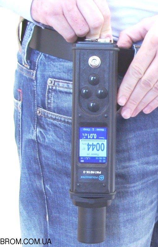 Дозиметр-радіометр пошуковий МКС-РМ1401К-3А - 2