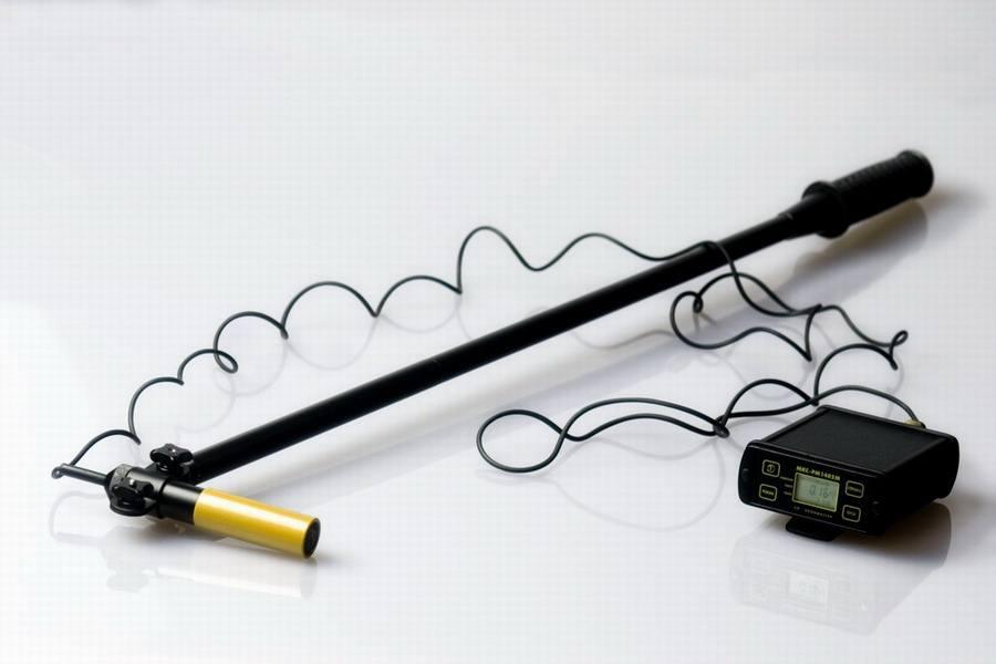Дозиметр-радіометр пошуковий МКС-РМ1402М - 1