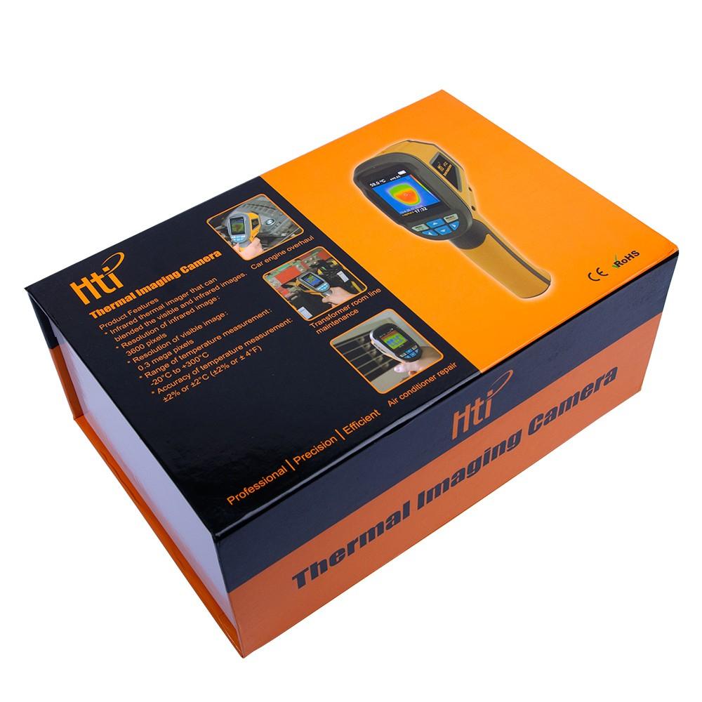 """Тепловізор - термографічна камера Xintest """"HT-02"""" (60x60, 2.4"""", -20...300℃) - 5"""