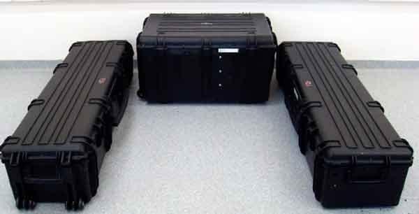 Портальний монітор швидкого розгортання PM5000C-05M - 3