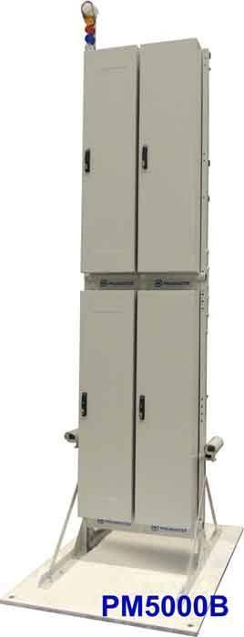Автомобильные портальные радиационные мониторы серий УРК-PM5000A, УРК-PM5000B - 1