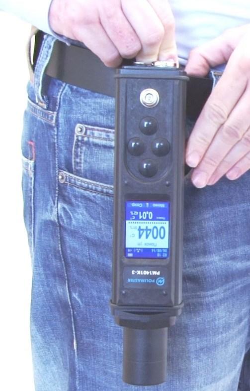 Дозиметр-радіометр пошуковий МКС-РМ1401К-3 - 2