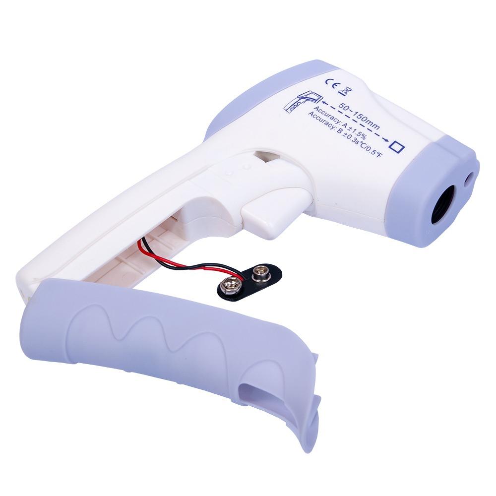 Инфракрасный термометр - пирометр FLUS IR-805 (-50...+260)  - 1