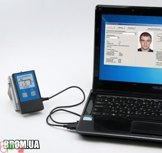 Индивидуальный дозиметр ДКС-АТ3509С АТОМТЕХ - 2