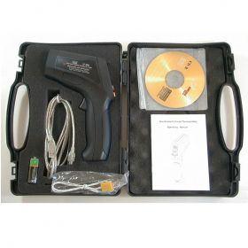 Инфракрасный термометр - пирометр CEM DT-8868 (-50…+1200) - 2