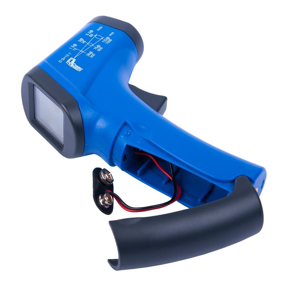 Инфракрасный термометр - пирометр Flus IR-812 (-50…+800) - 2