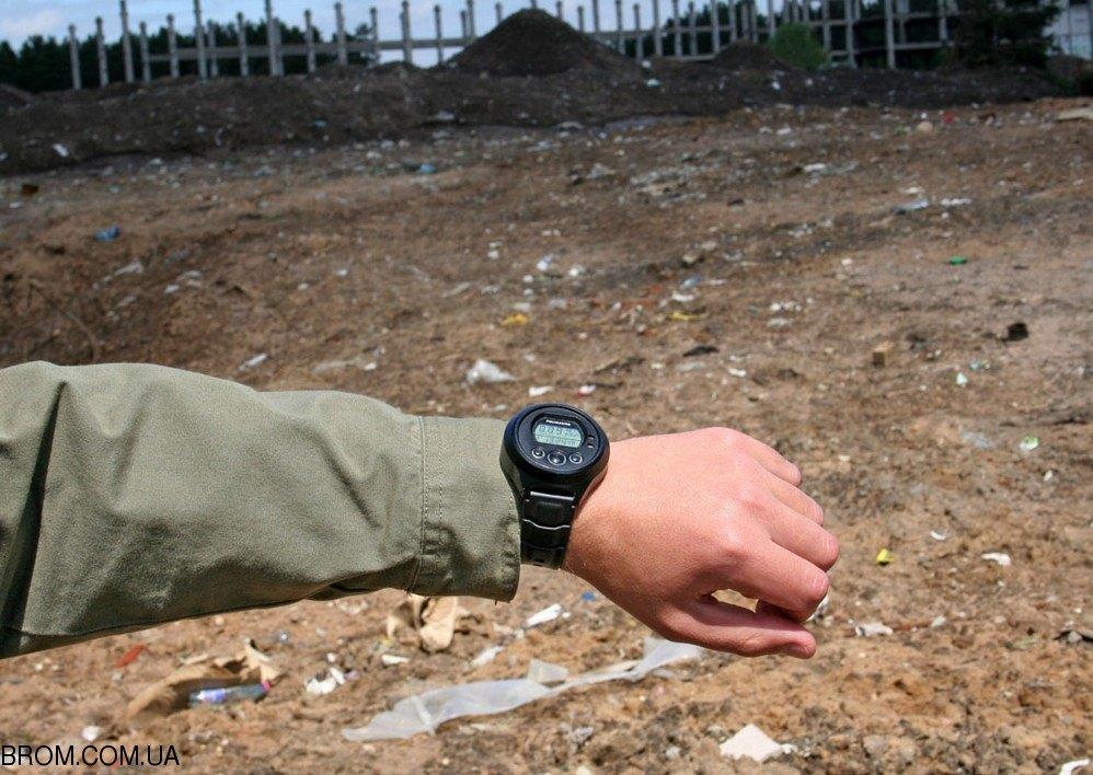 Дозиметр гамма-випромінювання наручний ДКГ-РМ1603В - 3