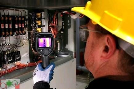 Тепловізор для енергоаудиту FLIR E6 WIFI - 2